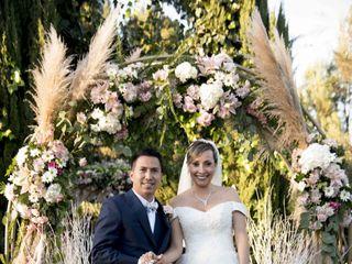 El matrimonio de Camilo  y Yessica  1