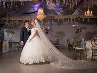El matrimonio de Camilo  y Yessica  3