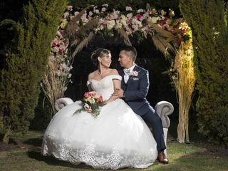 El matrimonio de Camilo  y Yessica