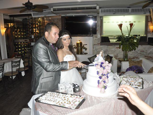 El matrimonio de Estefany y Jhon Edison