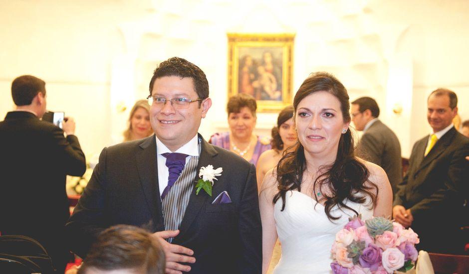 El matrimonio de Javier y Mariela en Bogotá, Bogotá DC