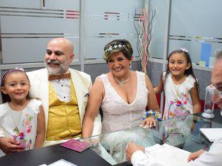 El matrimonio de Hilda y José Carlos 2