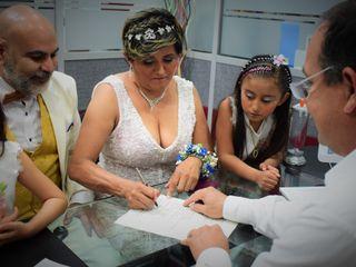 El matrimonio de Hilda y José Carlos 3