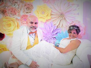 El matrimonio de Hilda y José Carlos