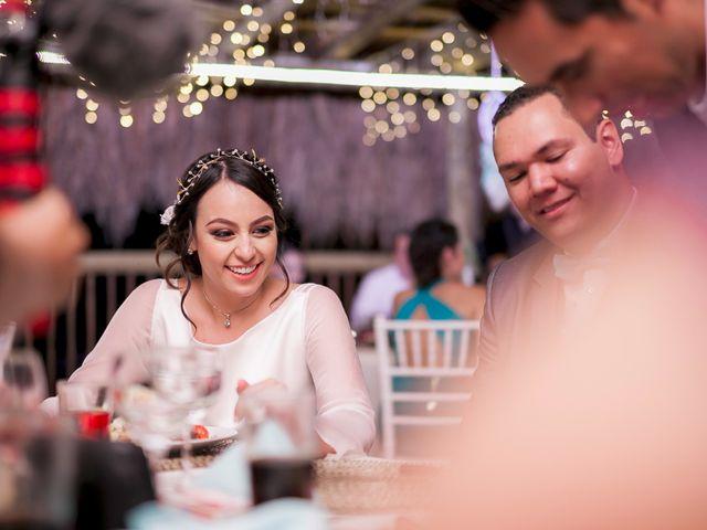 El matrimonio de Camilo  y Daniela  en Girardota, Antioquia 1