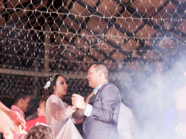 El matrimonio de Camilo  y Daniela  en Girardota, Antioquia 12