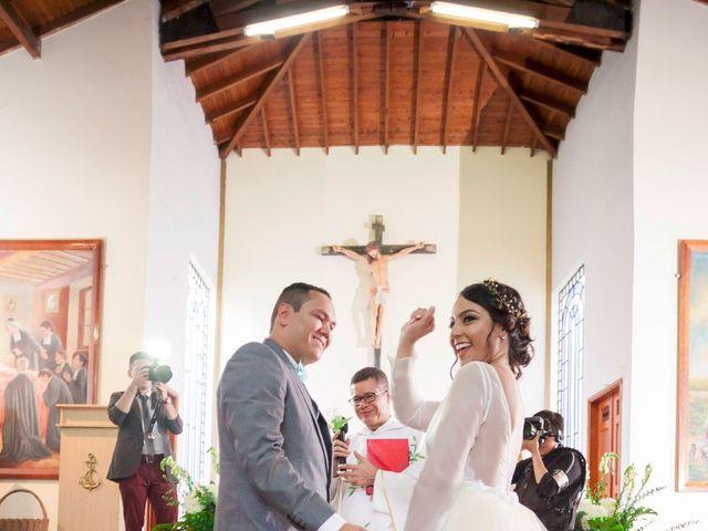 El matrimonio de Camilo  y Daniela  en Girardota, Antioquia 43