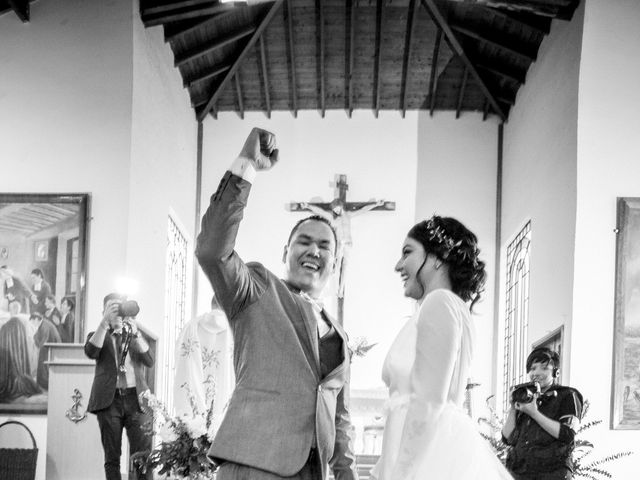 El matrimonio de Camilo  y Daniela  en Girardota, Antioquia 45