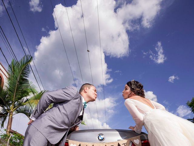 El matrimonio de Camilo  y Daniela  en Girardota, Antioquia 49