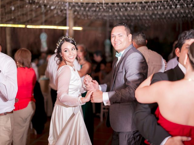 El matrimonio de Camilo  y Daniela  en Girardota, Antioquia 79