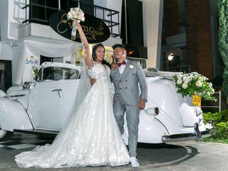 El matrimonio de Mildred  y Juan Fernando