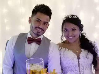 El matrimonio de Mildred  y Juan Fernando  2