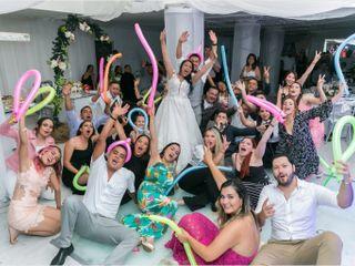 El matrimonio de Mildred  y Juan Fernando  3