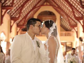 El matrimonio de Yessica  y Iván  1