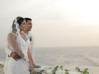 El matrimonio de Yessica  y Iván