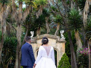 El matrimonio de Paola  y Arturo  3