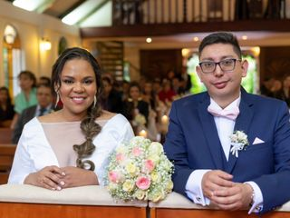 El matrimonio de Paola  y Arturo