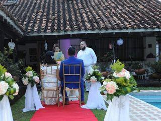 El matrimonio de Lena  y Carlos  2