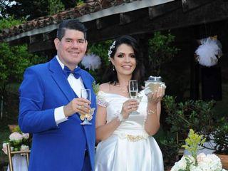 El matrimonio de Lena  y Carlos  3