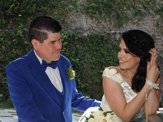 El matrimonio de Lena  y Carlos