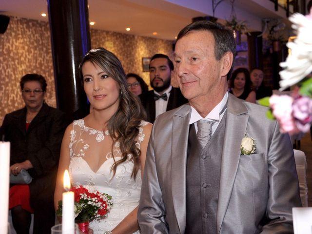 El matrimonio de Oscar y Claudia  en Bogotá, Bogotá DC 7