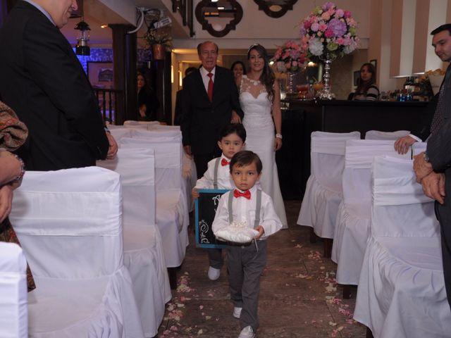 El matrimonio de Oscar y Claudia  en Bogotá, Bogotá DC 12