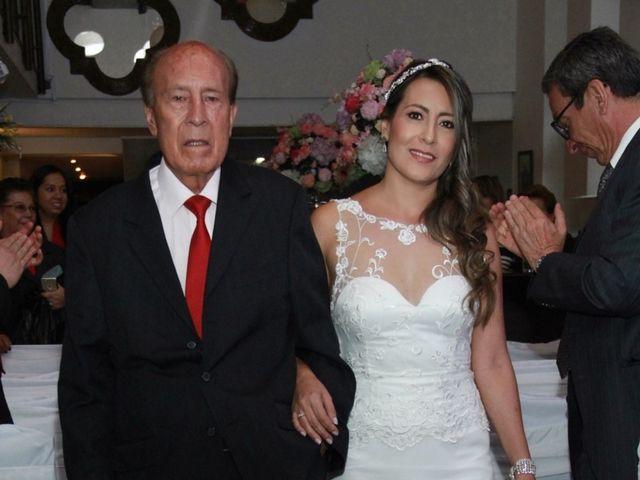 El matrimonio de Oscar y Claudia  en Bogotá, Bogotá DC 22