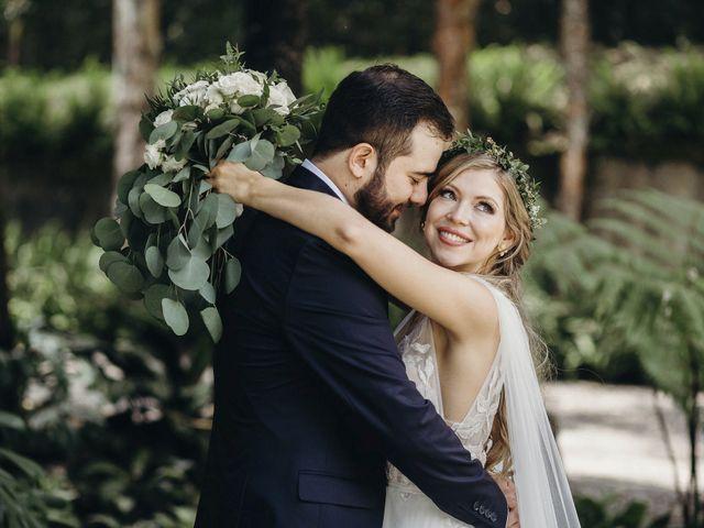 El matrimonio de Juliana y Lucas