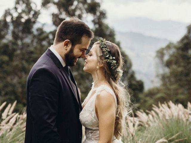 El matrimonio de Lucas y Juliana en Envigado, Antioquia 36