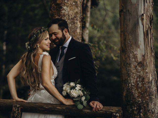 El matrimonio de Lucas y Juliana en Envigado, Antioquia 42