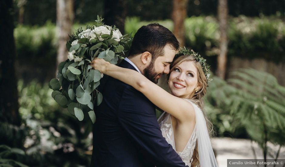 El matrimonio de Lucas y Juliana en Envigado, Antioquia