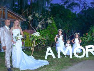 El matrimonio de Jessenia y Juan Guillermo