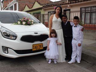El matrimonio de Ana Maria  y Luis David 2