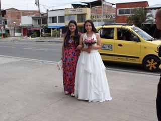 El matrimonio de Ana Maria  y Luis David 3
