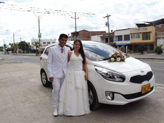 El matrimonio de Ana Maria  y Luis David