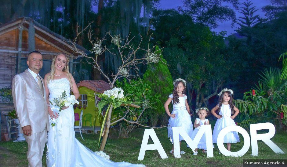 El matrimonio de Juan Guillermo y Jessenia en Medellín, Antioquia