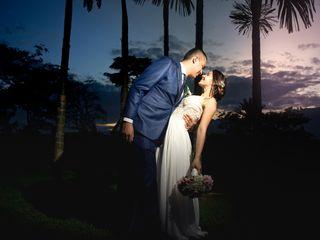El matrimonio de Andrea y Hernán 1