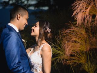 El matrimonio de Andrea y Hernán 2