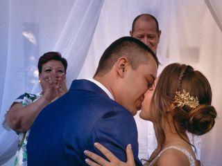 El matrimonio de Andrea y Hernán 3