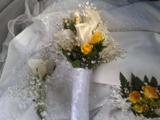 El matrimonio de Johanna y Cesar 1