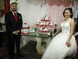 El matrimonio de María Alejandra y Jeisson