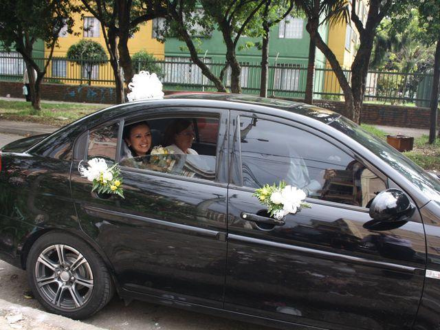 El matrimonio de Cesar y Johanna en Madrid, Cundinamarca 1