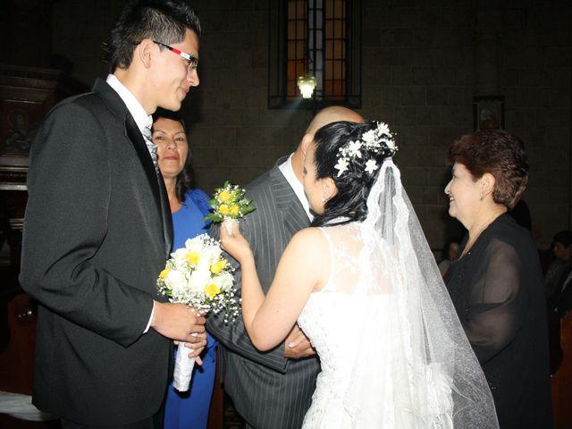 El matrimonio de Cesar y Johanna en Madrid, Cundinamarca 8