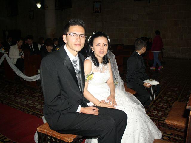 El matrimonio de Cesar y Johanna en Madrid, Cundinamarca 9