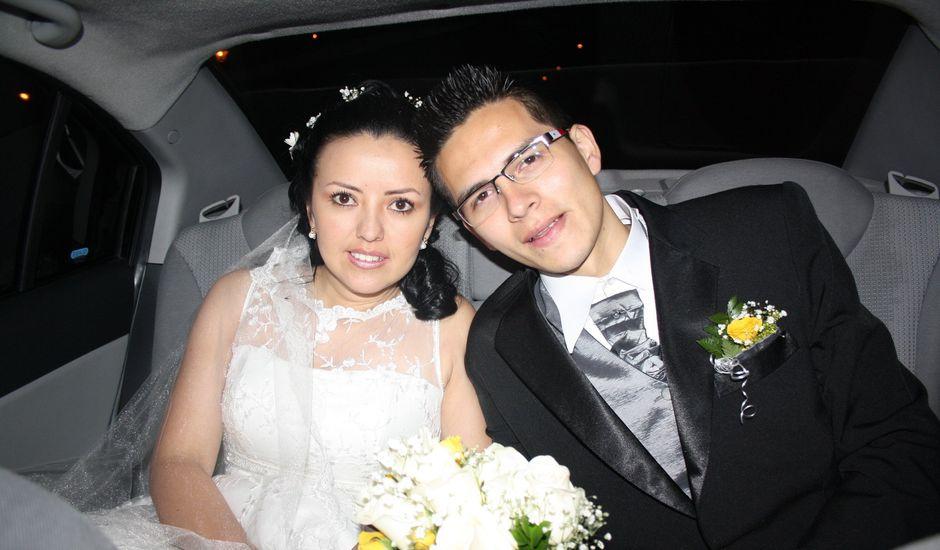 El matrimonio de Cesar y Johanna en Madrid, Cundinamarca