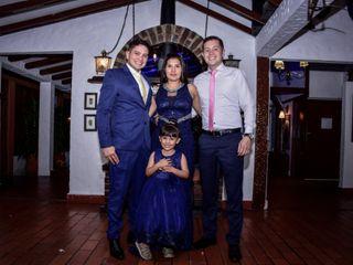 El matrimonio de Natalia  y Mauricio 2