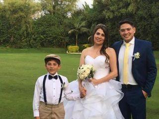 El matrimonio de Natalia  y Mauricio 3