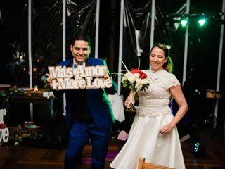 El matrimonio de Leidy y Carlos  1