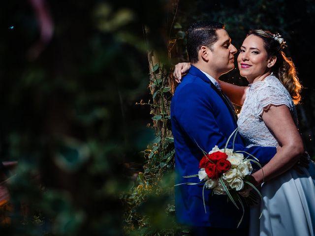 El matrimonio de Carlos  y Leidy en Medellín, Antioquia 1