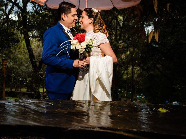 El matrimonio de Leidy y Carlos